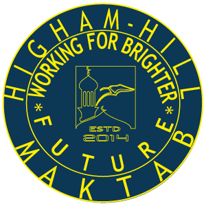 Higham Hill Maktab Logo